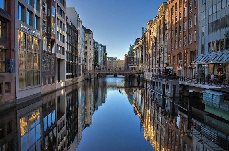 Quartieri di Amburgo