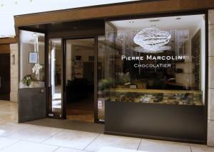 Bruxelles Pierre Marcolini - cioccolato belga