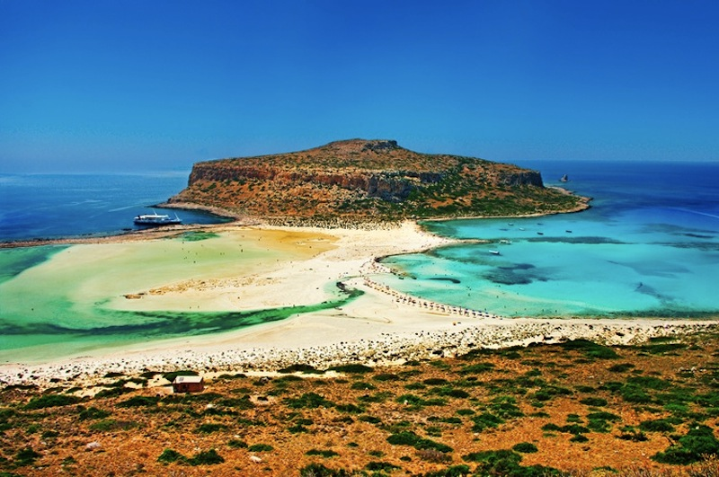 Creta spiaggia di Balos