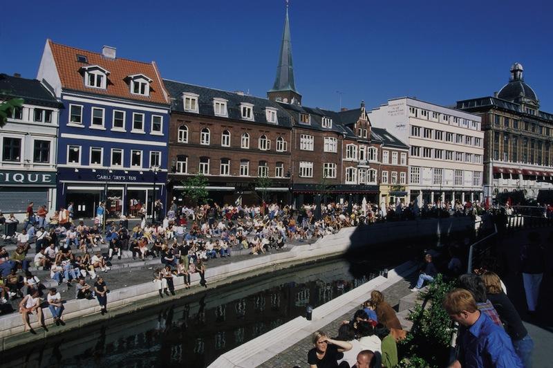 Aarhus Danimarca