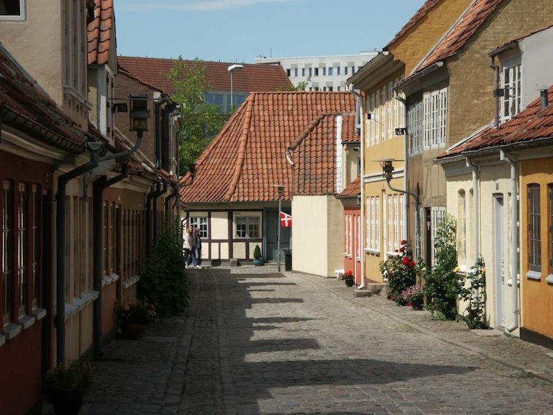 Odense Danimarca
