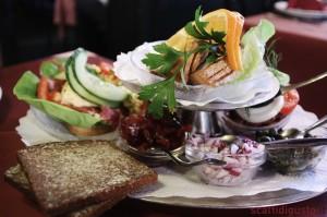 Danimarca-cucina-Smørrebrød