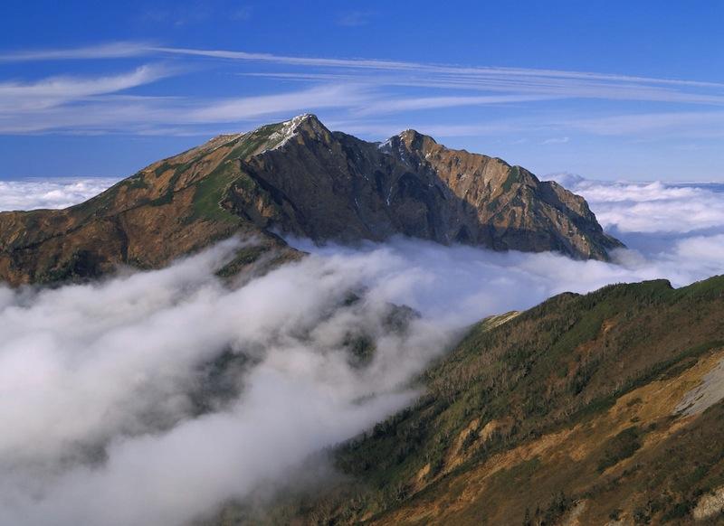 Giappone Alpi