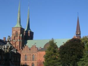 Roskilde  Domikirke Duomo