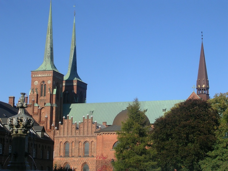 Roskilde duomo