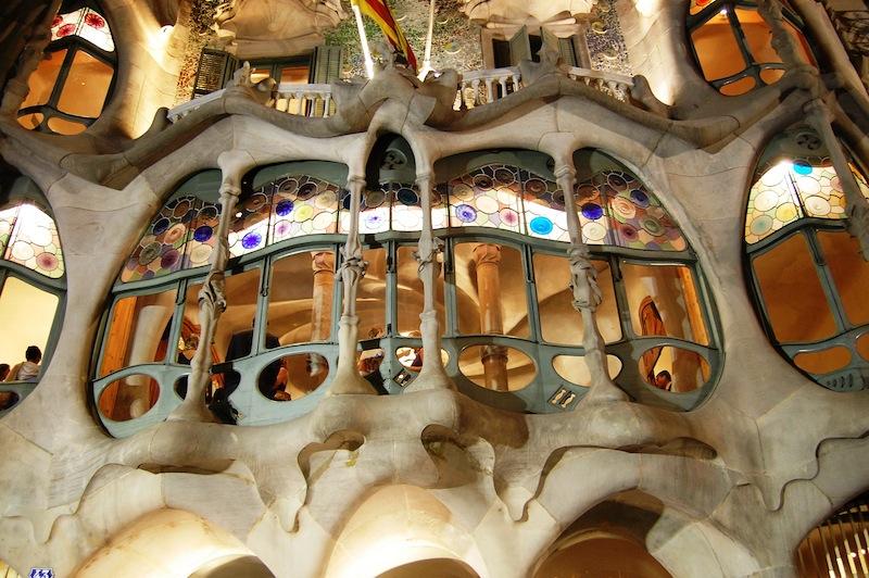 Casa Batlló – Barcellona – Spagna – UNESCO World Heritage Site