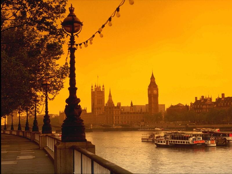 Big Ben – Houses of Parliament