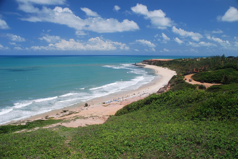Brasile e Caraibi dove vi aspettano le spiagge più belle.