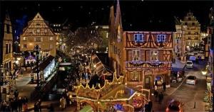 Alsazia mercatini di Natale