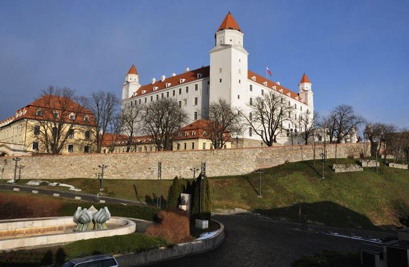 Bratislava: un salto indietro nel tempo!