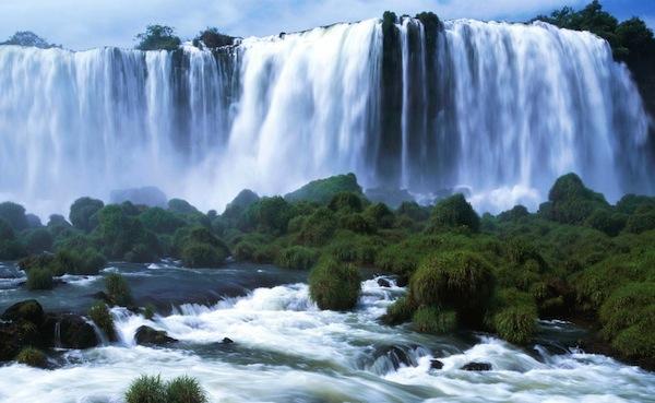 Umbria: cascate delle Marmore