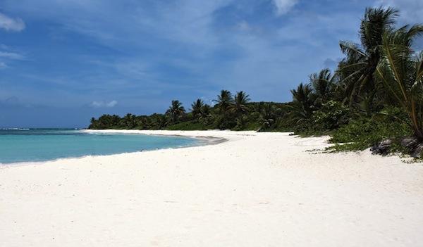 Le sognanti spiagge del Messico