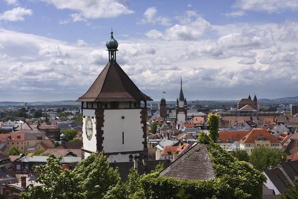 Friburgo e la magica Foresta Nera Germania, Schwarzwald