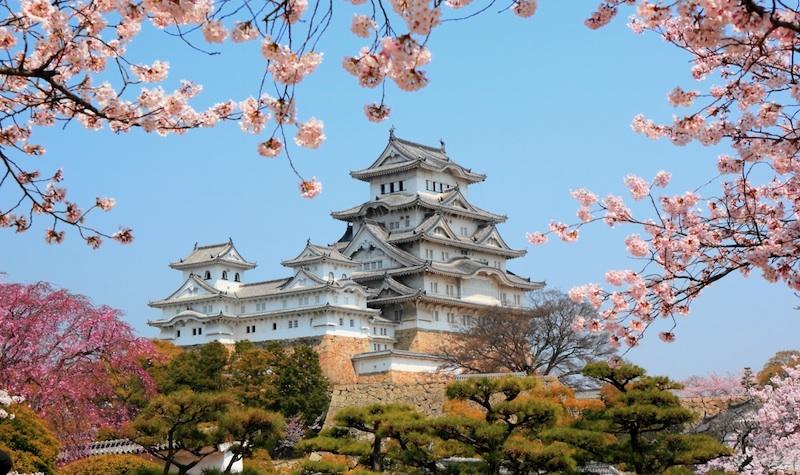 Himeji Castle – Giappone – UNESCO World Heritage Sites