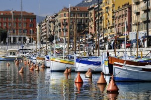 Nizza Porto Francia