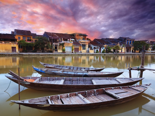 Hoi An – Vietnam – UNESCO World Heritage Site