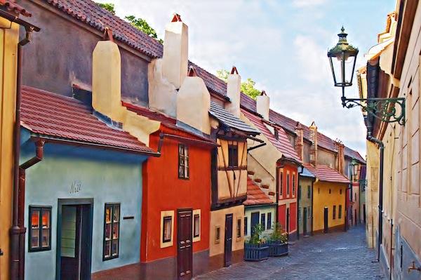 I mille volti di Praga