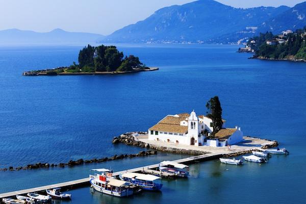 Erikoussa la perla dell'arcipelago delle isole ioniche