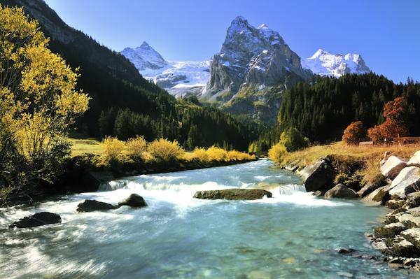 Berner Oberland UNESCO