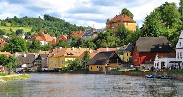 Cesky Krumlov – Repubblica Ceca – UNESCO World Heritage Site