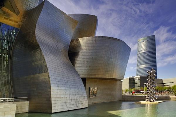 Bilbao, Paesi Baschi, la città del futuro