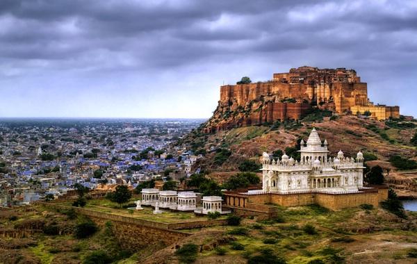 Jodhpur – Rajasthan – India – UNESCO World Heritage Sites