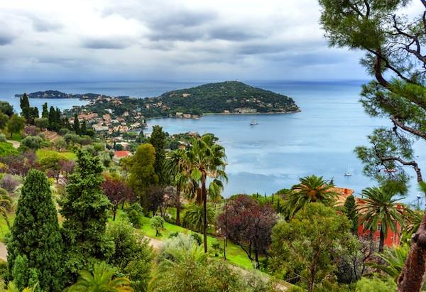 La Costa Azzurra più azzurra che c'è! Verso Nizza