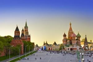 Mosca Piazza Rossa Cremlino