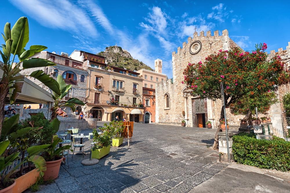 Voglio scappare in Sicilia…