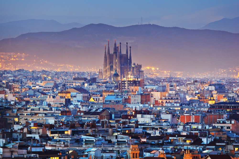Barcellona la citt del futuro e dei sognatori for Barcellona affittacamere