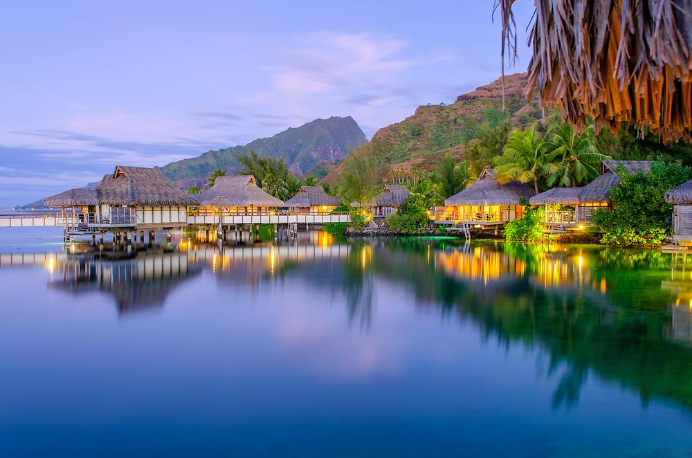 Polinesia in barca, la magia della terra senza tempo