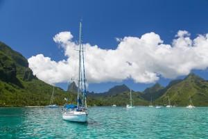 Polinesia in barca a vela