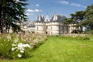 Valle della Loira castello di CHAUMONT