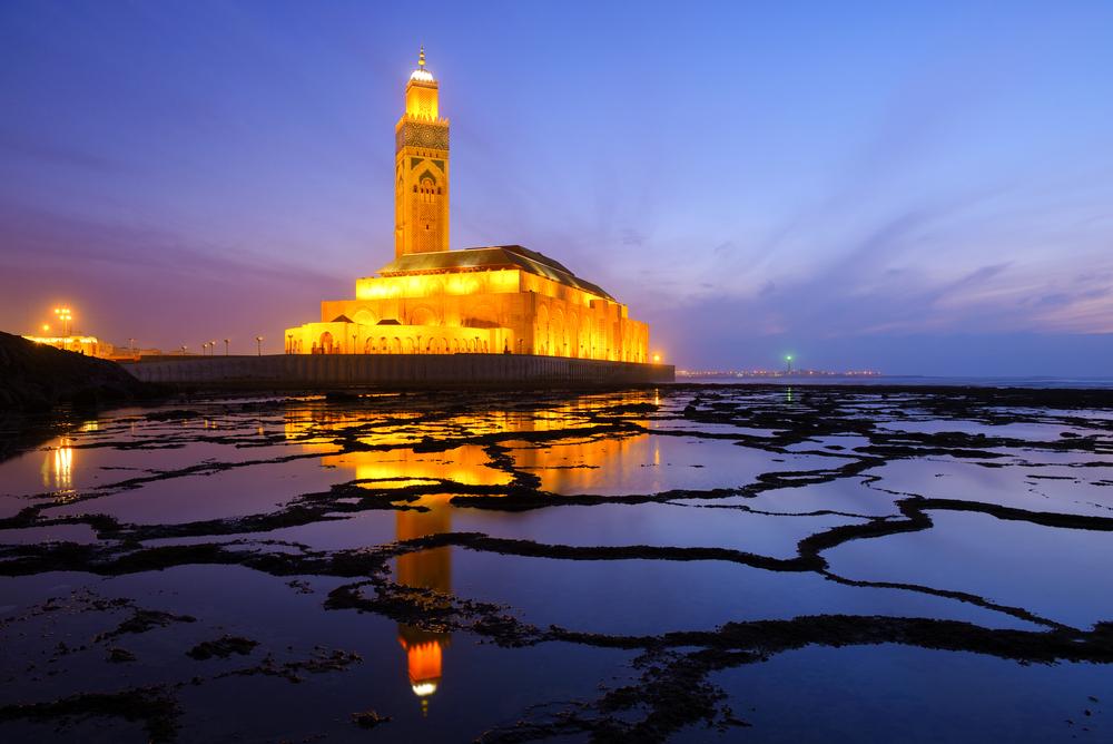 Casablanca - moschea di Hassan