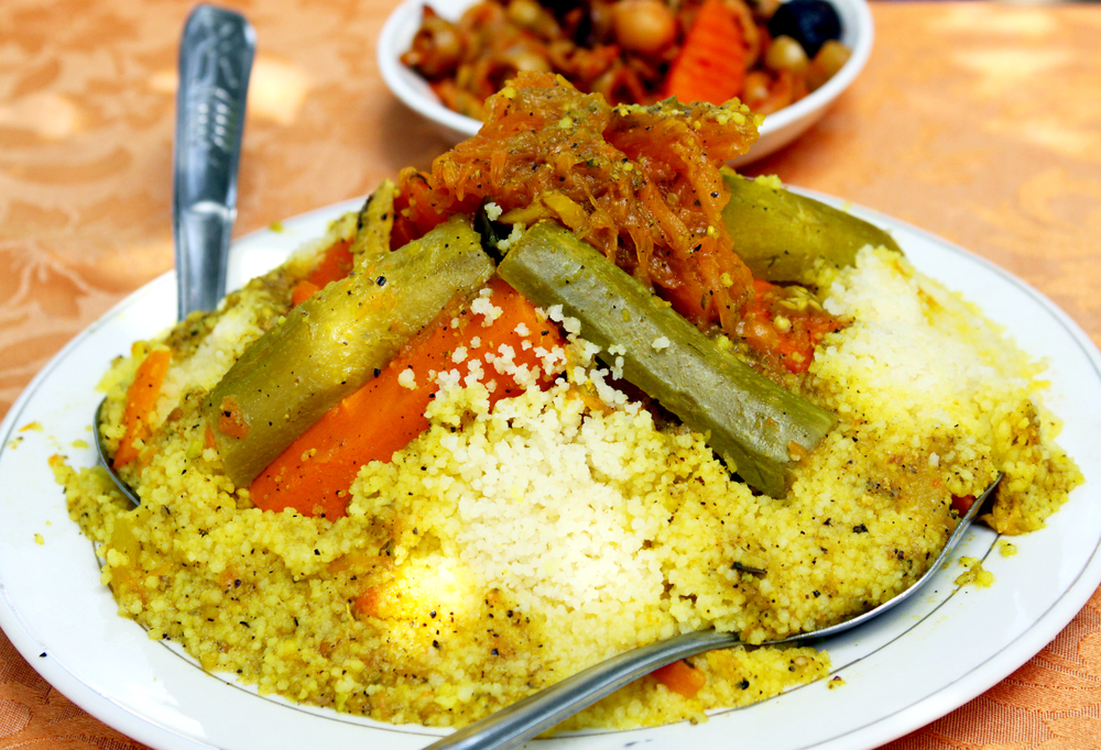 Cucina tipica del Marocco