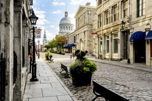 Montreal viale