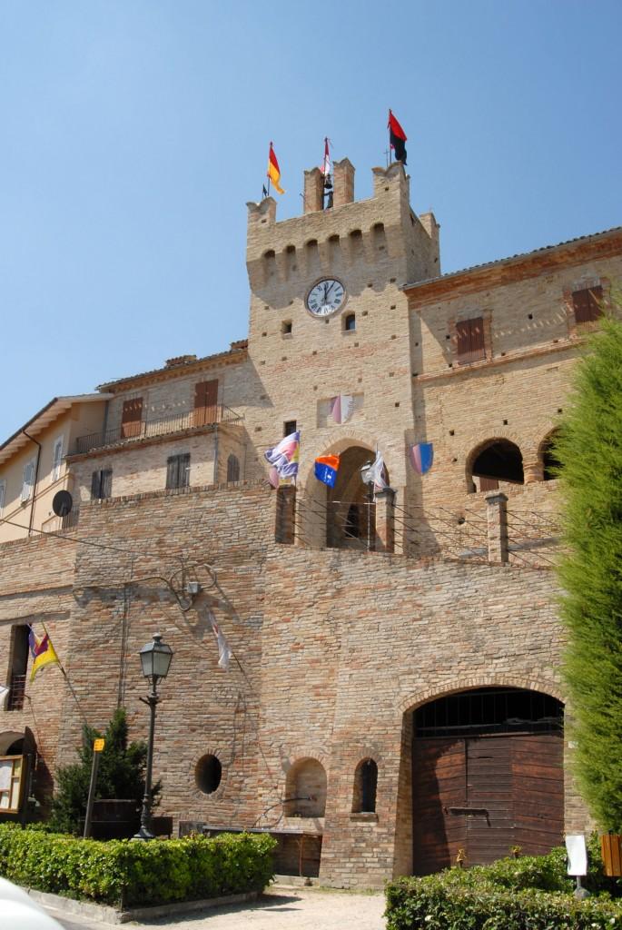 Castello di Fermo - Ponzano di Fermo
