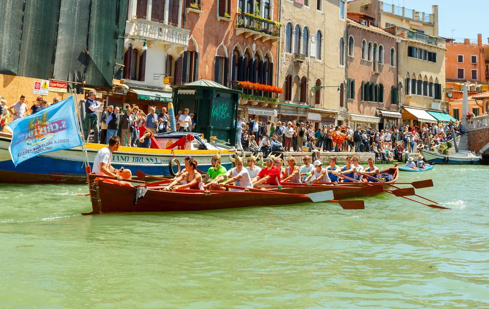 Venezia  Serenissima della Repubblica – Italia – Europa
