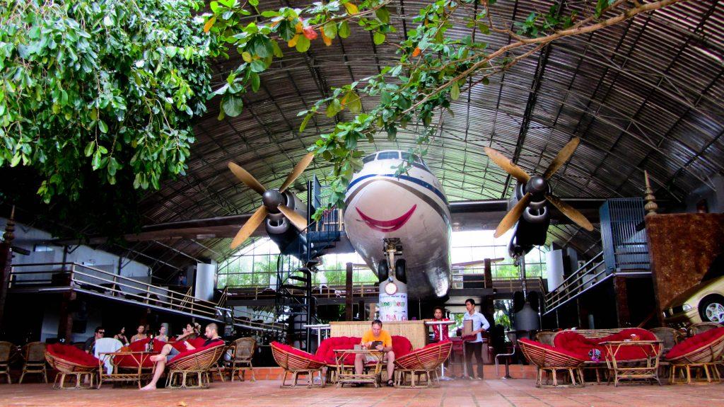 Airport Restaurants – Sihanoukville Cambodia