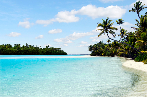 Aitutak Rarotongai Lagoon Cook Islands
