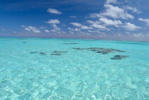 Aitutaki Logoon Rarotonga