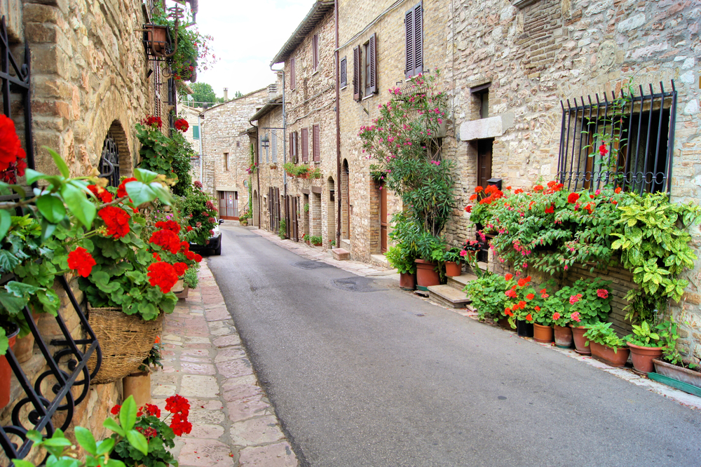 Assisi Italy 5
