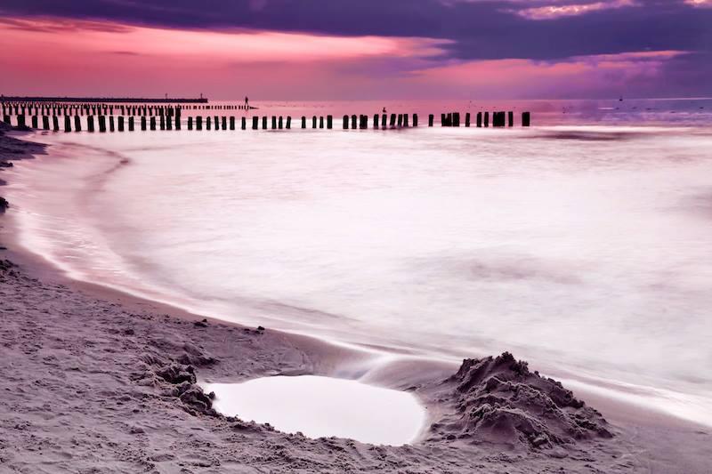 Baltic sea Polonia