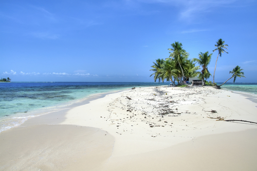 Belize spiaggie