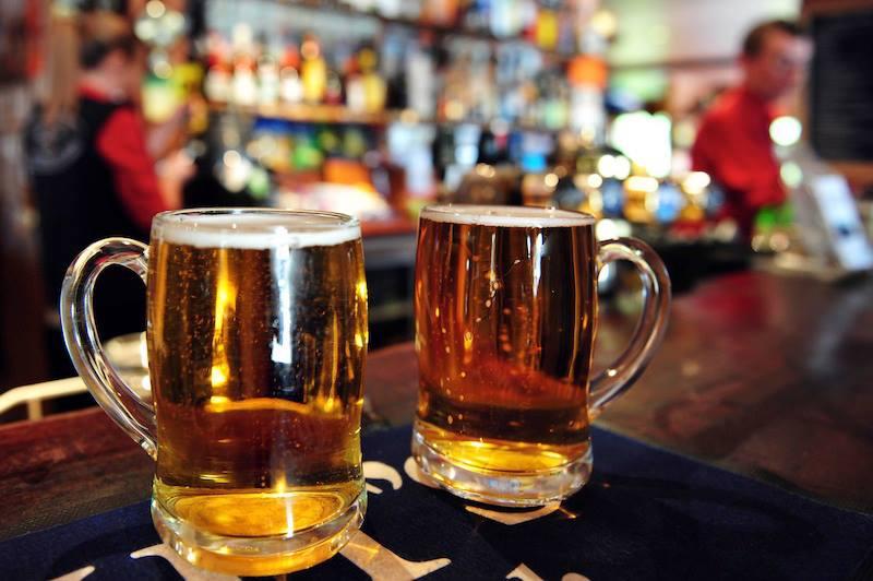 Birrettina Irlanda pub