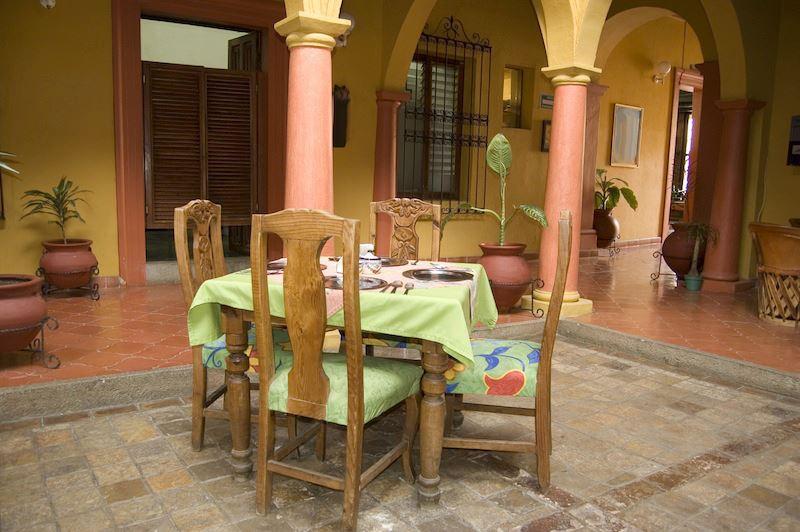 Buon pranzo Ristorante a Chiapas Messico