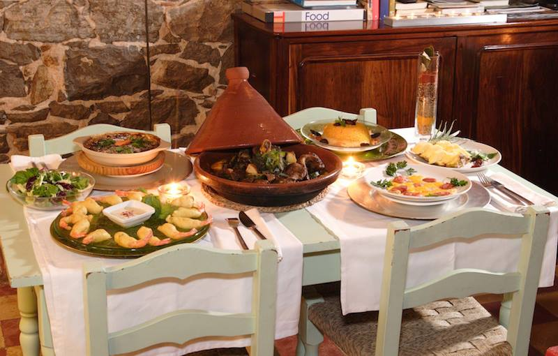 Buon pranzo ad Agadir