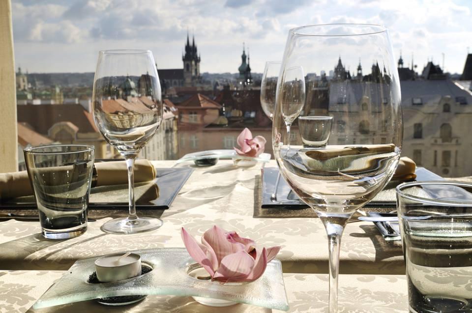 Buon pranzo da Praga