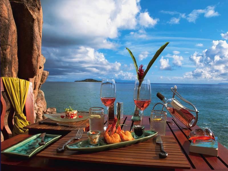 Buon pranzo dal South Africa