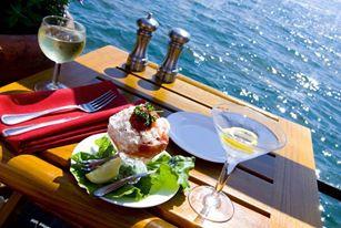 Buon pranzo dalle Mauritius